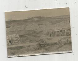 JC , Photographie , 60 X 90 , Militaria , Sous VERDUN , Octobre 1916 - Guerra, Militares
