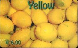 Carta Prepagata Yellow - Italia