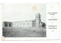 "AFRIQUE - BURKINA FASSO - HAUTE VOLTA - OUAGADOUGOU - ""Cathédrale De Ouagadougou"" - CPA - Burkina Faso"