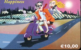 Carta Prepagata Happiness - Italia