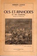 Ols-et-Rinhodes (Aveyron) - Histoire De La Commune - Livre - Port Gratuit - Livres, BD, Revues