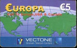 Carta Prepagata Vectone - Italia
