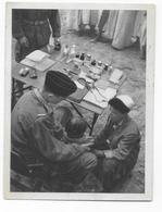 GUERRE D'ALGERIE - CARTE FM ILLUSTREE Ed. BACONNIER - PROPAGANDE FRANCAISE - MEDECIN De PACIFICATION - Guerra De Argelia
