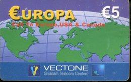 Carta Prepagata Vectone - Schede GSM, Prepagate & Ricariche