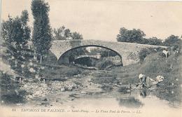 SAINT PERAY - N° 84 - LE VIEUX PONT DE PIERRE - Saint Péray