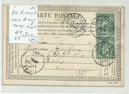 Type Sage - 1877-1920: Semi-moderne Periode
