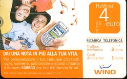 Carta Prepagata Wind - Italia