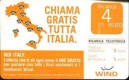 Carta Prepagata Wind - Schede GSM, Prepagate & Ricariche