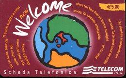 Carta Prepagata Telecom - Italia
