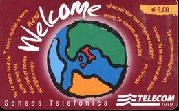 Carta Prepagata Telecom - Schede GSM, Prepagate & Ricariche
