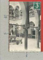 CARTOLINA VG ITALIA - ALGER ALGERI - Interieur D'une Maison Mauresque - 9 X 14 - 1908 - Algeri