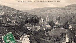 """PORT-LESNEY (CA VLLERS/FARLAY)   """"Une Partie Du Village"""" - Autres Communes"""