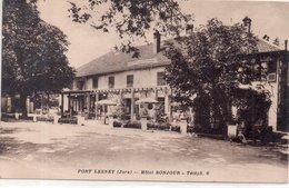 """PORT-LESNEY (CA VLLERS/FARLAY)   """" HOTEL BONJOUR"""" - Autres Communes"""