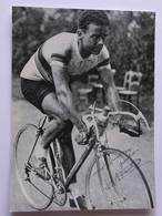 Rik VAN STEENBERGEN - Signé / Hand Signed / Dédicace Authentique / Autographe - Cyclisme