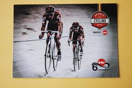CYCLISME: CYCLISTE : DE BUYST  Et VAN DER SANDE - Cyclisme