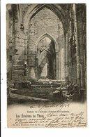 CPA-Carte Postale-Belgique- Thuin Ruine De L'abbaye D'Aulne-Nef Latérale -1909 VM13322 - Thuin