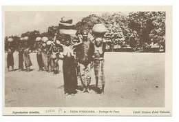 "AFRIQUE - BURKINA FASSO - FADA N'GOURMA - ""Portage D'eau"" - CPA - Burkina Faso"