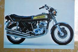 2150/ KAWASAKI 750 MOTO (en Couleur) - Motos