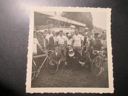 Wielrennen Roeselare 9 Op 9 Cm Ronde Van Westvlaanderen Cm 1963 Café St Michel - Cyclisme