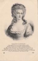 MARQUISE DE MONTESSON - History
