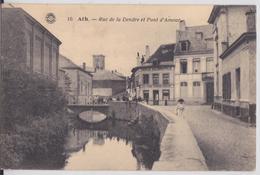 ATH - Rue De La Dendre Et Pont D'Amour - Cercle Colombophile Colombophilie Colombe Les Jeunes Amateurs E. Coulon - Ath