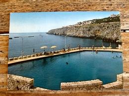 (FG.J63) CASTRO MARINA - LA PISCINA Animata (LECCE, CASTROMARINA) - Lecce