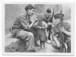 GUERRE D'ALGERIE - CARTE ILLUSTREE Ed. BACONNIER - PROPAGANDE FRANCAISE - CAMARADE De SOLDATS - Guerra De Argelia