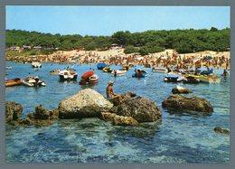 °°° Cartolina - Marina Di Pulsano La Spiaggia Del Camping Di Lido Silvana Viaggiata °°° - Taranto