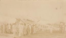 LIGNE AERIENNE LATECOERE: Saint Louis Du Sénégal ? (Carte-Photo) - 1919-1938: Between Wars
