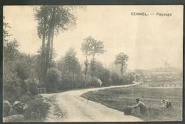 CP De KEMMEL Paysage - W0506 - Heuvelland
