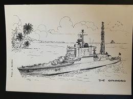Croiseur De Grasse - Krieg