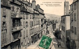 63 - CLERMONT FERRAND --  RUE SIDOINE APPOLINAIRE - Clermont Ferrand