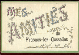 Cpa Frasnes Lez Gosselies   1907 - Les Bons Villers