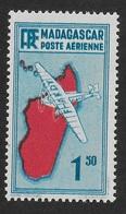 MADAGASCAR 1935 YT PA 3** - Poste Aérienne