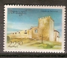 Portugal ** & Belmonte Castle 1986 (1775) - Unused Stamps