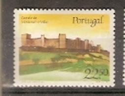 Portugal ** & Castle Of Montemor-O-Velho 1986 (1776) - Unused Stamps