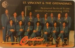 St. VINCENT § LES GRENADINES  -  Phonecard -  Cable %  Wireless  -  EC$40 - St. Vincent & The Grenadines