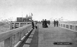 Ostende - L'estacade - Oostende