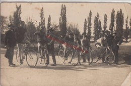 ** AREZZO.- GARA CICLISTICA.-1920.-** - Ciclismo