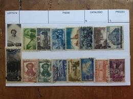 RUSSIA - Lotticino Anni '30/'40 Timbrati + Spese Postali - 1923-1991 URSS