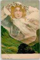 52277215 - Eine Jungfrau Ohne Gleichen Sing. Killinger, F. - Postcards