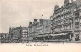 Ostende - Les Grands Hôtels - Oostende