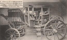 CHATEAU DE MALMAISON ARRIVEE LE 28 JUILLET 1908 DE L OPALE - Francia
