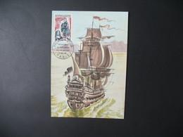 Carte-Maximum 1965  N° 1461 - 1960-69