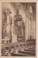 (467) AK Zagreb, Kirche Heilige Katharina, Innenraum 1925 - Kroatien