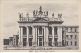 (1782) AK Rom, Basilika San Giovanni In Laterano, Lateran, Vor 1945 - Vatikanstadt