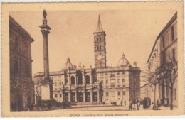 (1803) AK Rom, Vatikan, Basilika Santa Maria Maggiore 1925 - Vatikanstadt