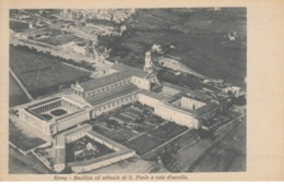 (1810) AK Rom, Vatikan, Basilika Sankt Paul Vor Den Mauern, Vor 1945 - Vatikanstadt
