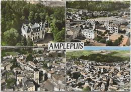 CPSM   Amplepluis Multivues - Amplepuis
