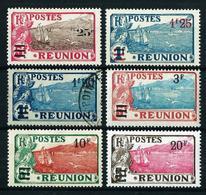 Reunión (Francesa) Nº 103/8*/(*)/º Cat.57,70€ - Unused Stamps